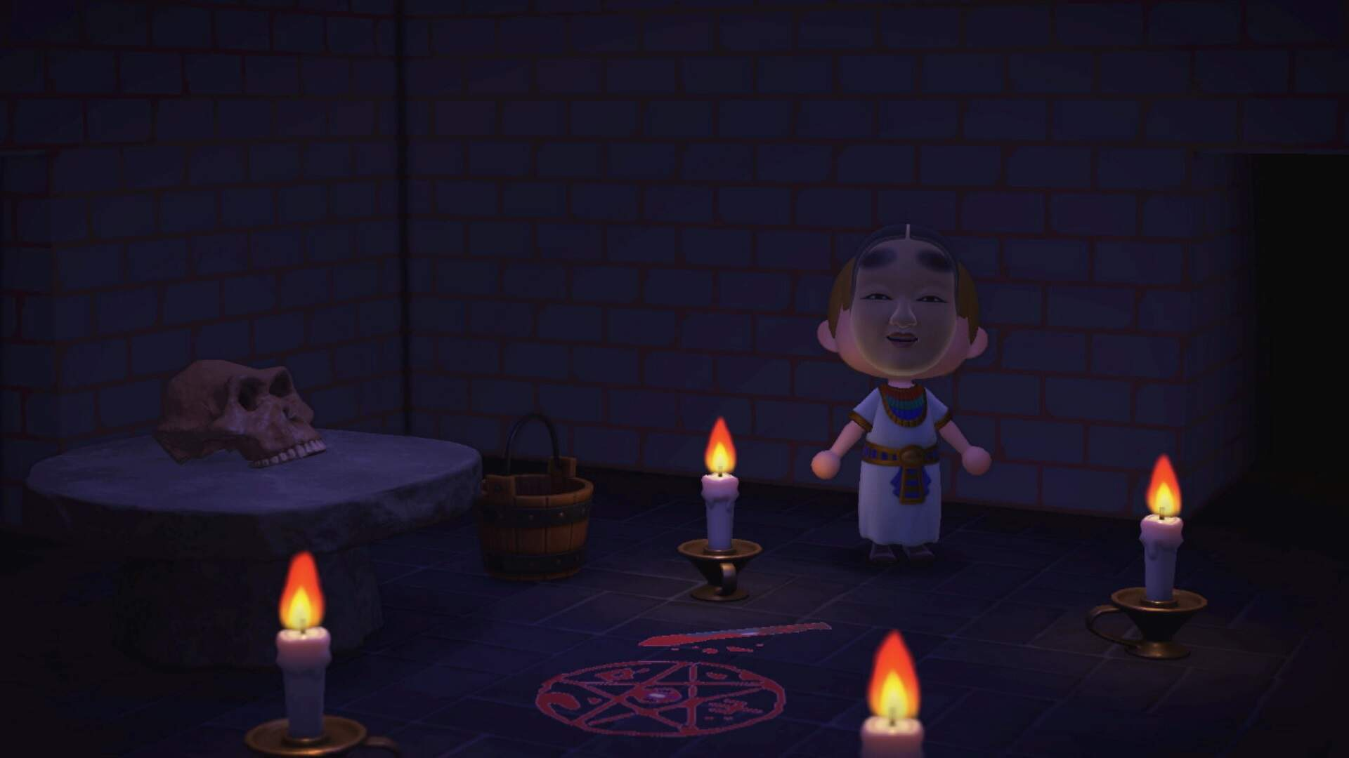 The Appeal of Evil in Animal Crossing: New Horizons