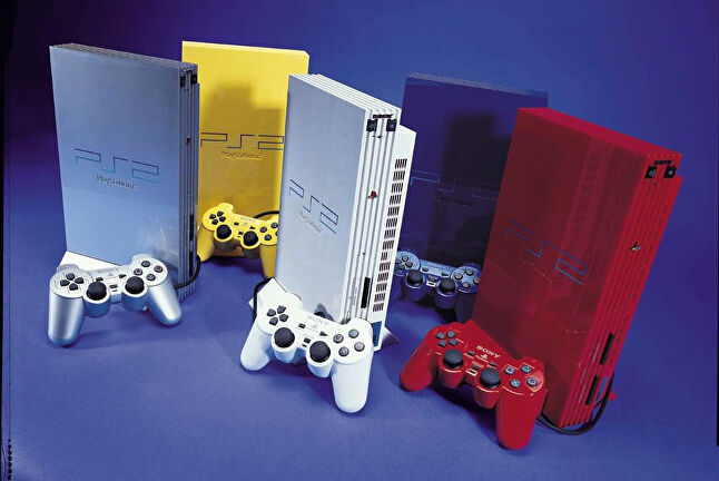 Sony found many ways of extending the lifespan of the PS2, such as releasing hardware in multiple colours