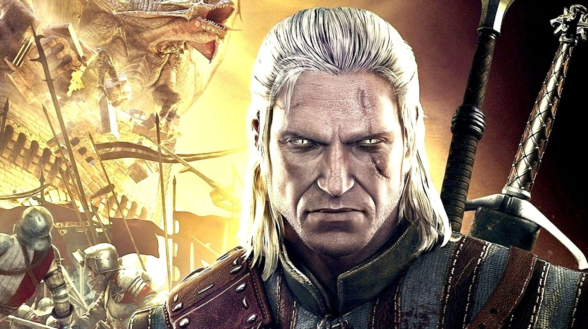 2020 Vision The Witcher 2 Was A Stunning Tech Achievement That Still Looks Great Today Eurogamer Net