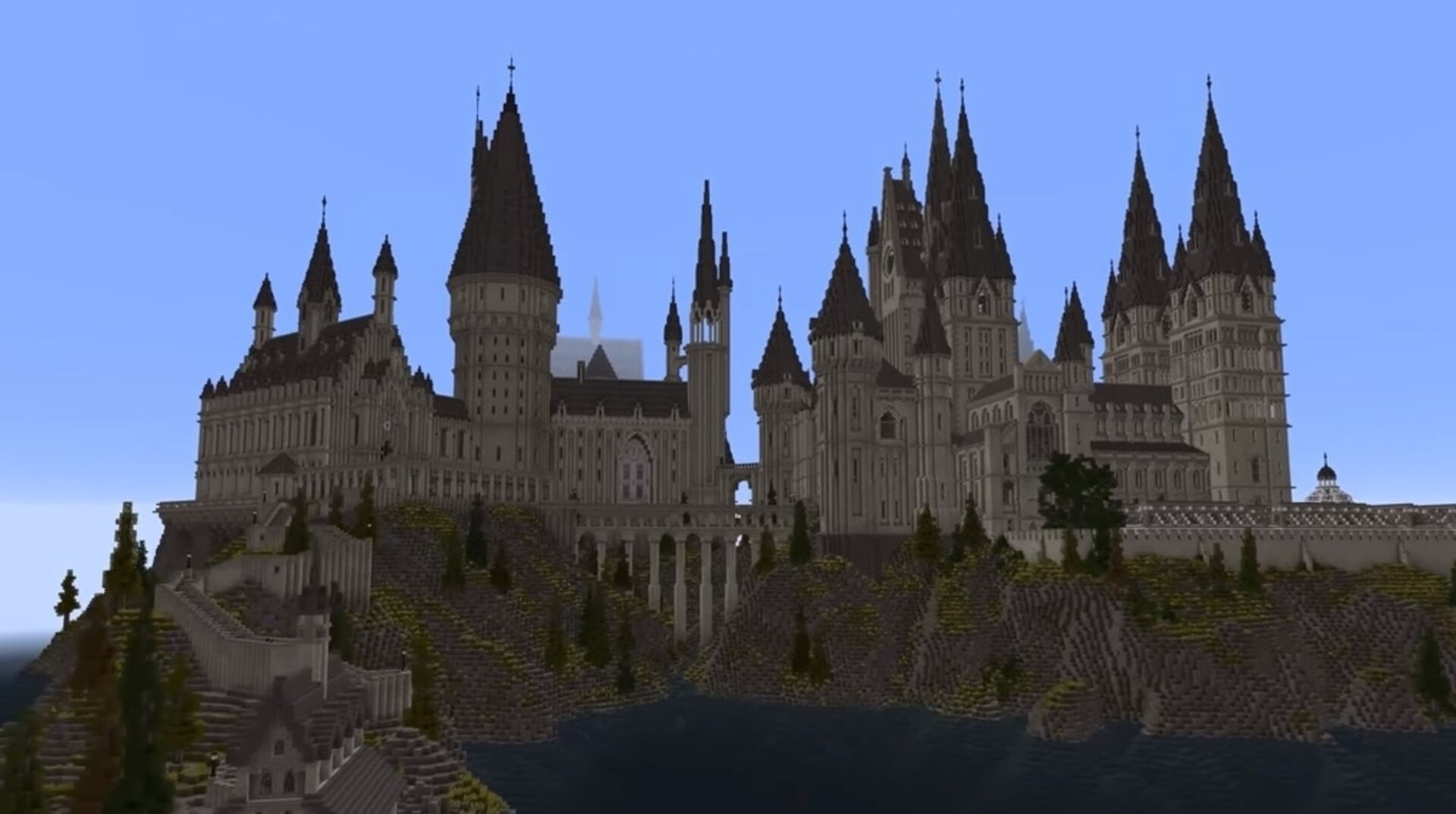 This Harry Potter Mod Built Inside Minecraft Is Seven Years In The
