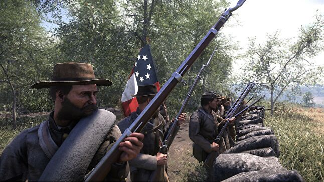 Campfire Games' War of Rights
