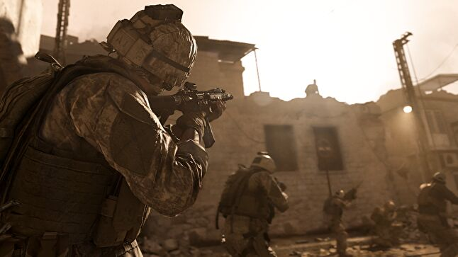Call of Duty took up seven positions in the top ten best-selling games of the decade in the US, plus three in the UK