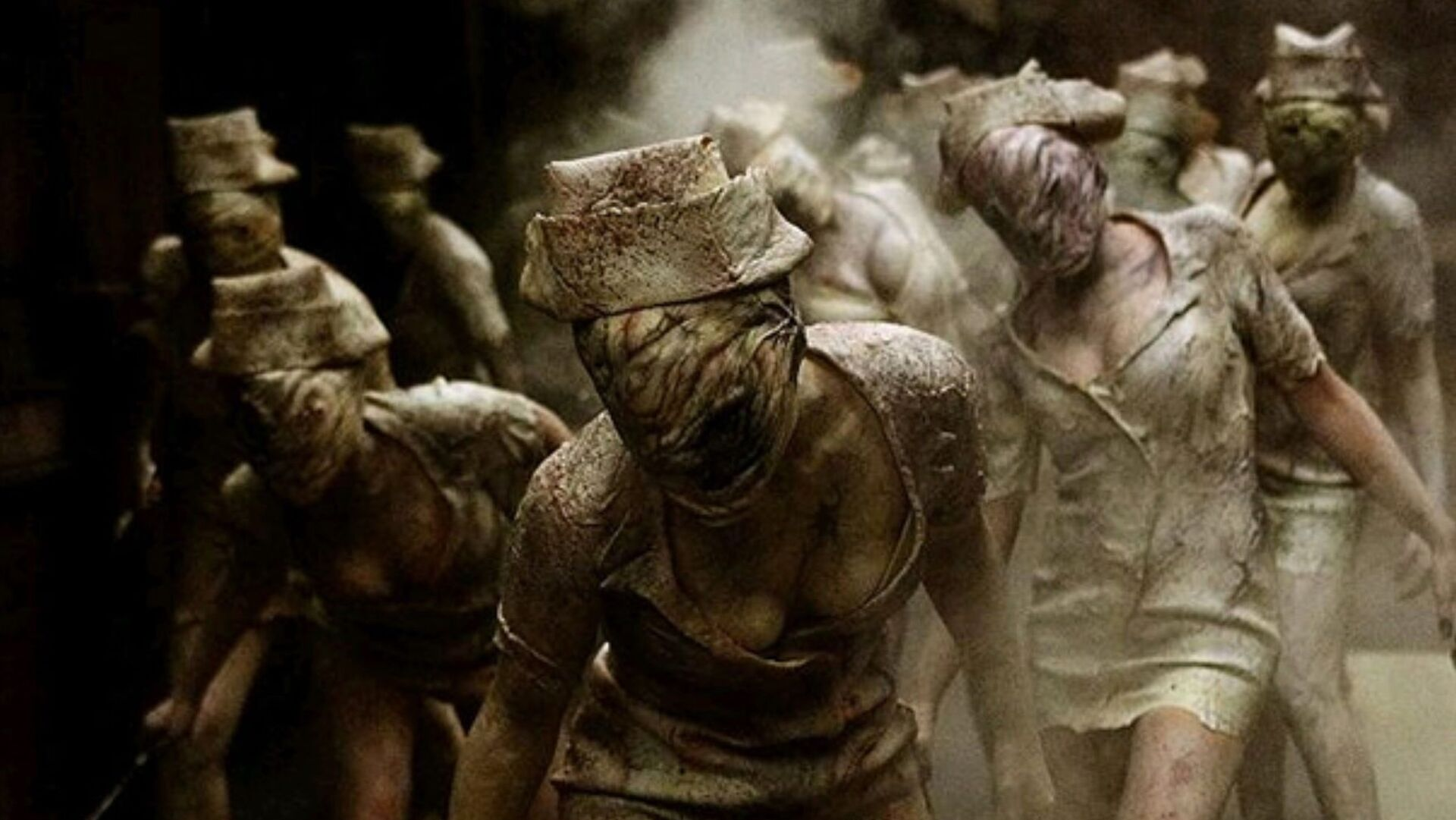 There S Another Silent Hill Movie In Development Eurogamer Net