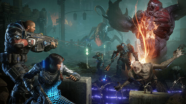Gears 5 had 3m players in its first weekend