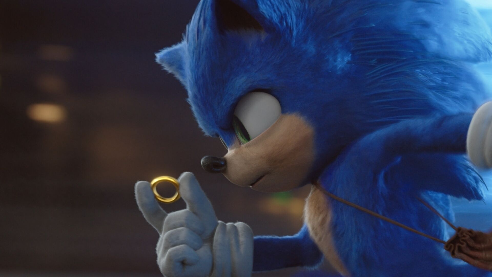 Sonic The Hedgehog Movie Review A Charmless Cut And Paste Job Eurogamer Net