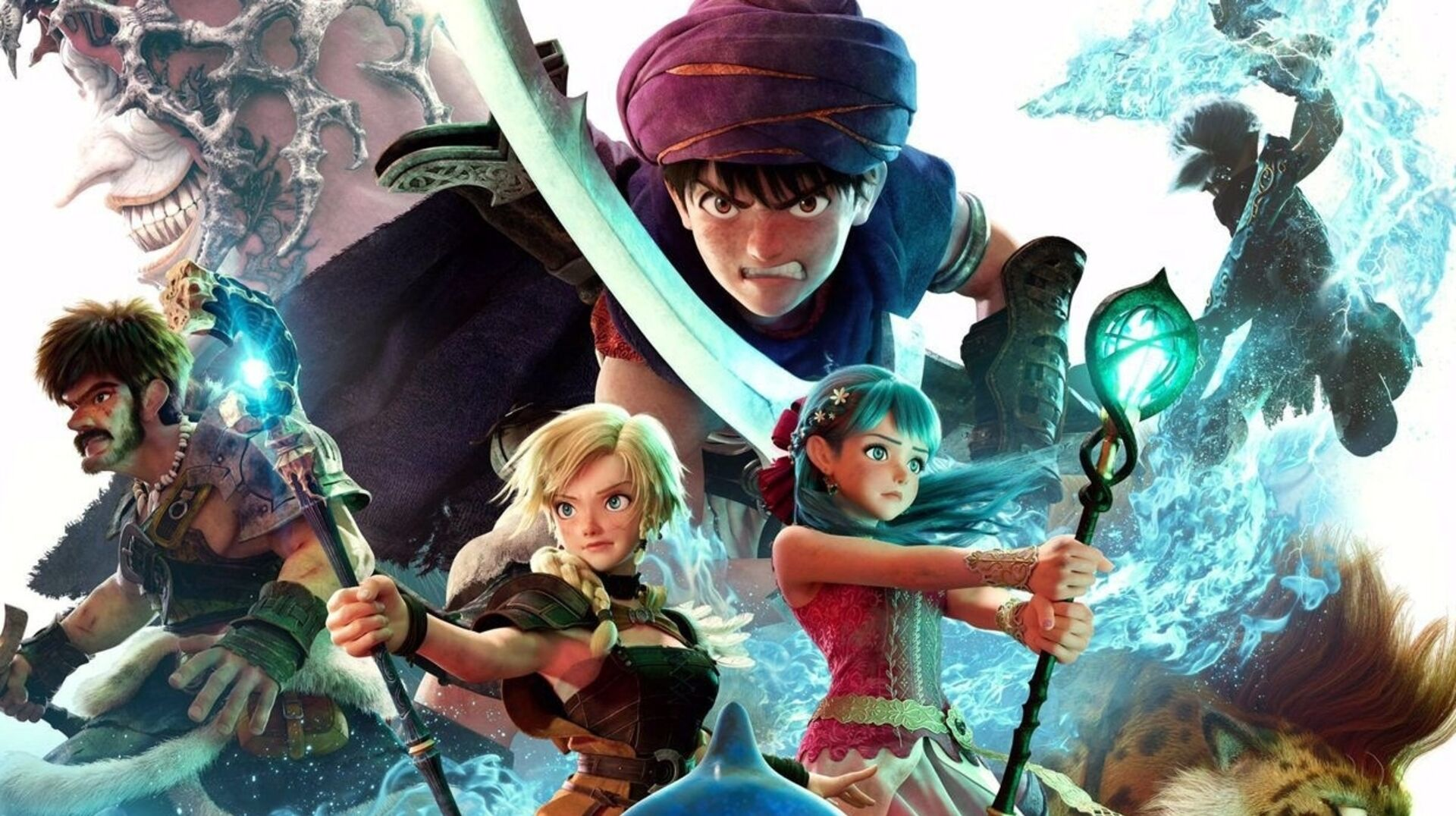 Dragon Quest Your Story Movie Review Faithful To The Charms Of The Grand Dame Of Rpgs Eurogamer Net