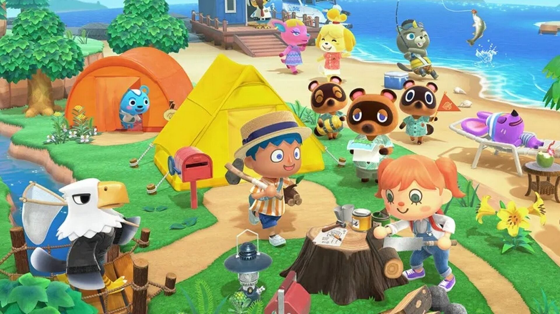 Animal Crossing New Horizons Is A Much More Structured Take On