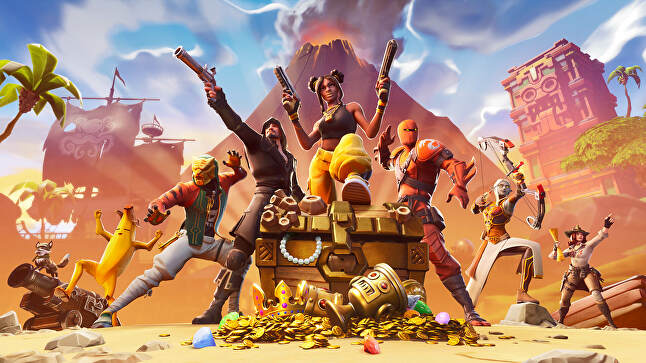 Fortnite is an example of the huge success that live-services games can bring to those who make a hit