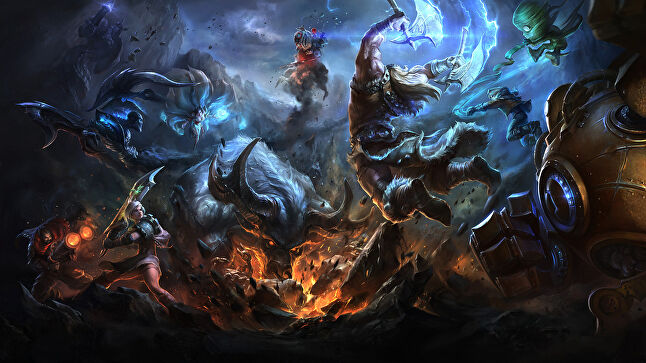 League of Legends' business model is a unique case, and is emulated by developers moving into live-service games at their peril