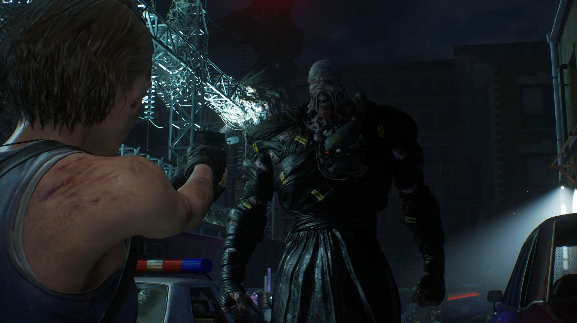 Resident Evil 3 S Remake Introduces More Action New Moves And Meaner Enemies Eurogamer Net