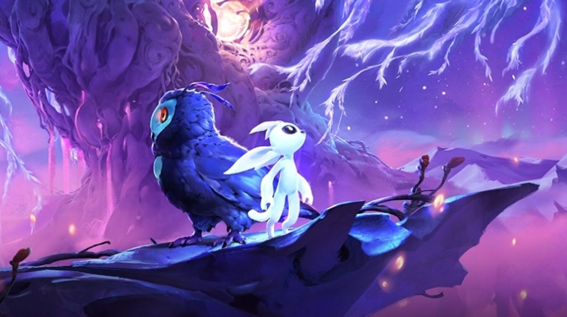 Ori and the Will of the Wisps is a triple-A 2D Metroidvania