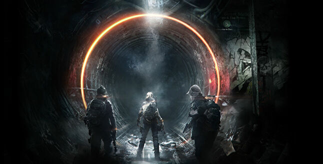 Artwork from Tom Clancy's The Division