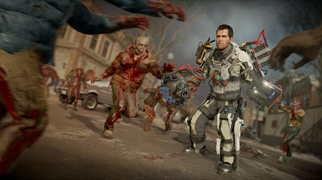 Even series like Dead Rising were once a problem in Germany, due to violence on 'human-like' figures