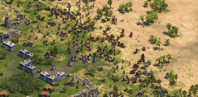Microsoft had to change Age of Empires' scenario for the Korean market in 1997
