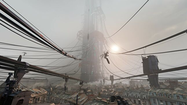 Half-Life 2 was celebrated for its art direction, and Alyx will not disappoint in that respect