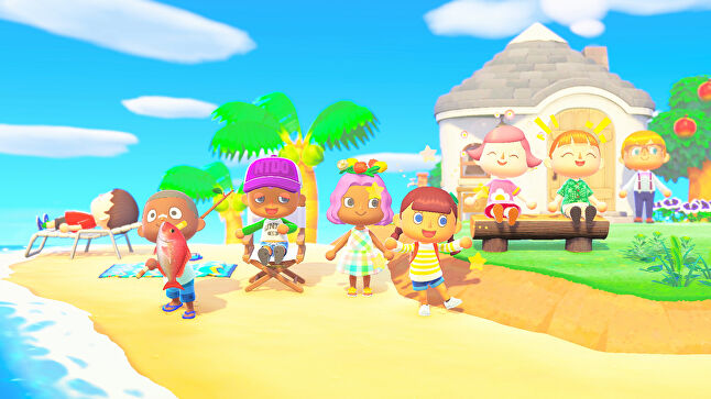 Animal Crossing has struck a chord with players, but its huge success is about more than just a virus