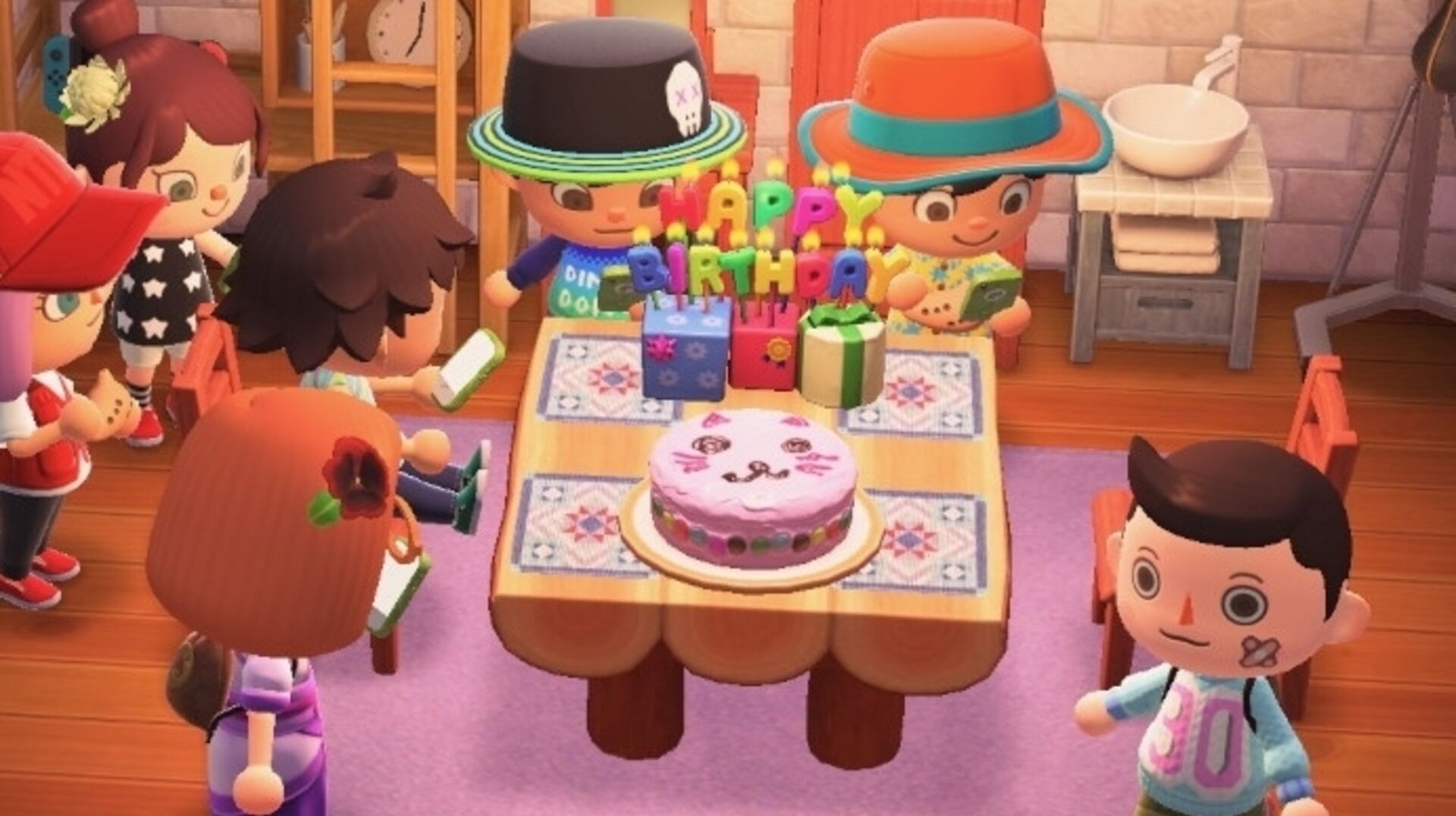 People Are Using Animal Crossing New Horizons For Birthdays Weddings And Dates While Stuck Inside Eurogamer Net