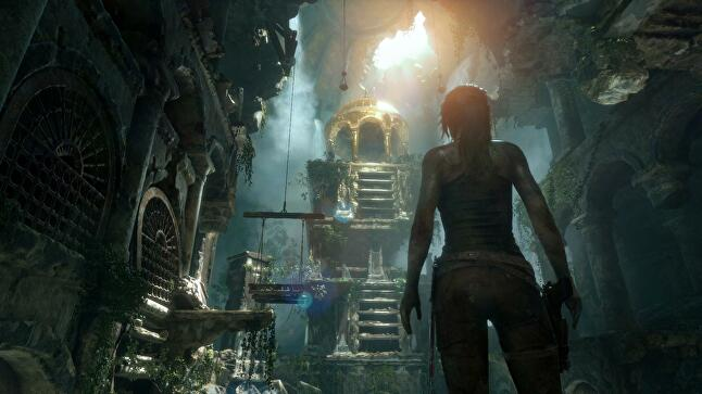 Rise of the Tomb Raider was praised for its writing
