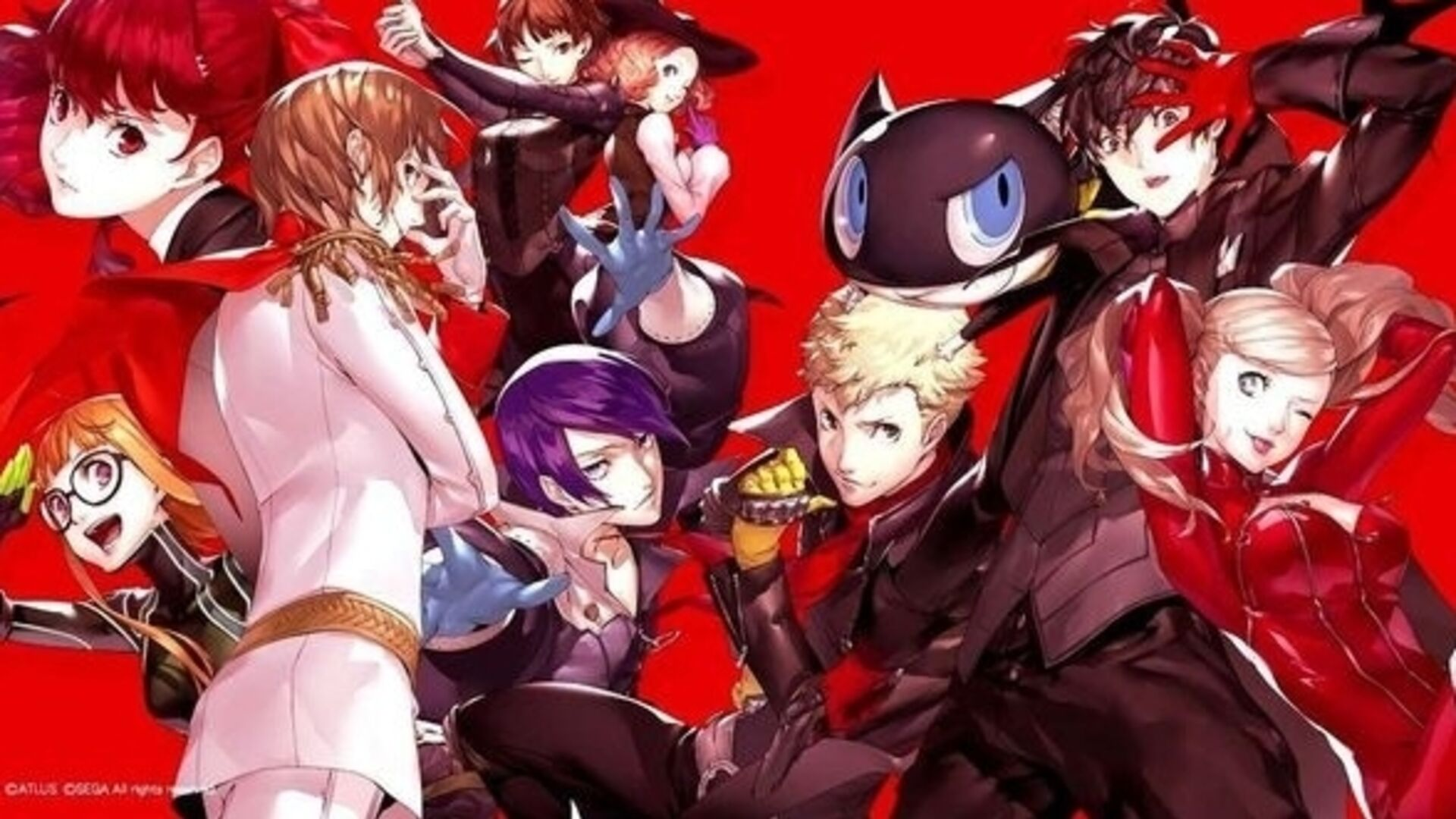 Persona 5 Royal Review Both Better And Worse Than The Original Eurogamer Net