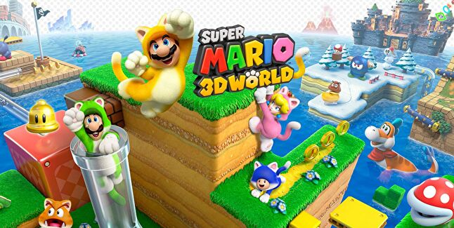 Super Mario 3D World sold just under 6m on Wii U but will likely perform better on Switch