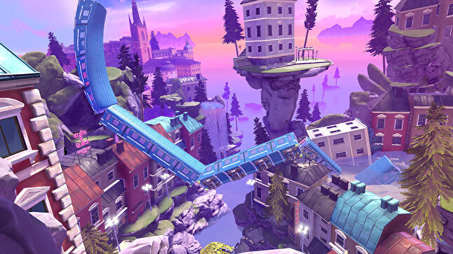 Apex Construct is an example of a game where players prefer using smooth locomotion over teleportation