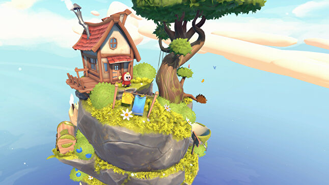 Fast Travel Games' diorama-based game The Curious Tale of the Stolen Pets