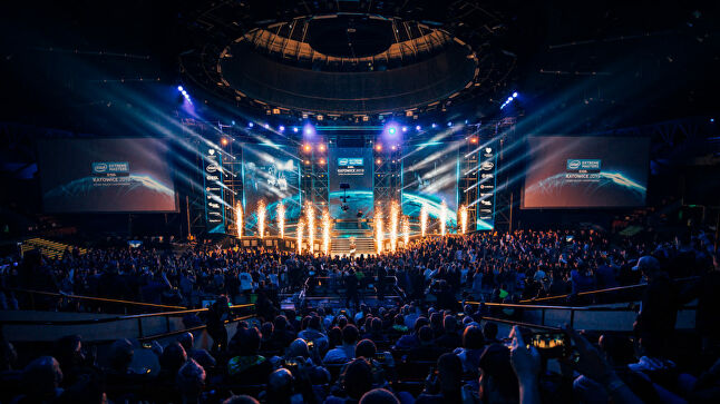 The CS:GO Intel Extreme Masters in Katowice attracted one million peak viewers as a digital event