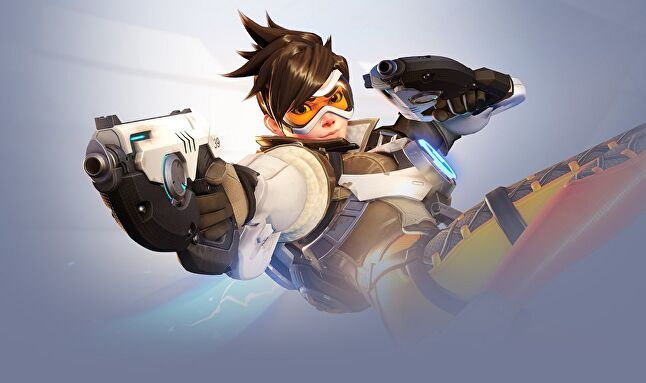 Overwatch's story and cast are more LGBT-friendly than its actual matches