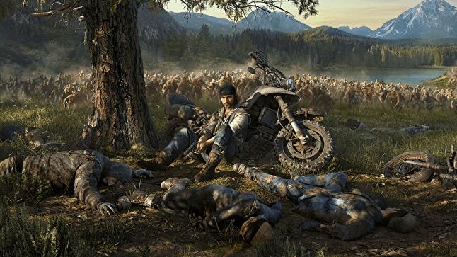 Days Gone was one of three games to be listed for PC by Amazon France, starting rumours that Sony quickly squashed