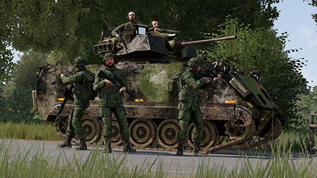 Bohemia sells 'Creator DLC' for Arma 3 that came from the community and splits proceeds with the mod's makers