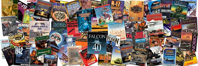 While MicroProse was known for its combat simulators, it also brought the world a variety of other hits, some of which are still major franchises