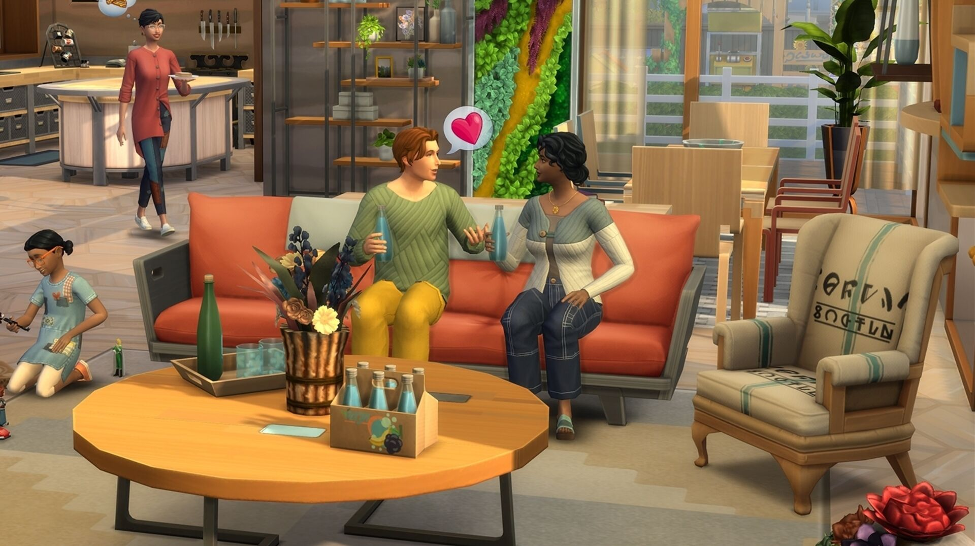 The Sims 4 Is Going Green In New Eco Lifestyle Expansion Eurogamer Net