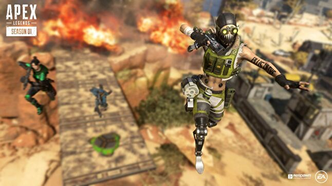 McCoy and Shiring previously led the creation of EA's Apex Legends