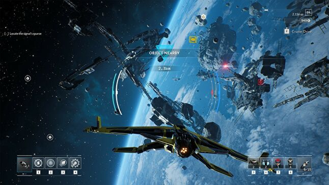 The Kickstarter for Everspace 2 was postponed, but this announcement brought extra wishlists