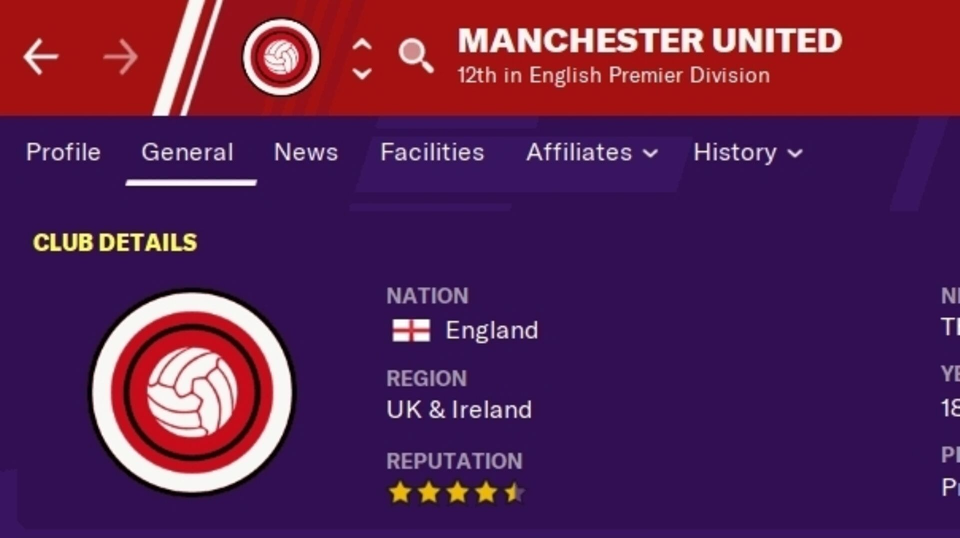 Manchester United Is Suing Football Manager Over The Use Of Its Name Eurogamer Net