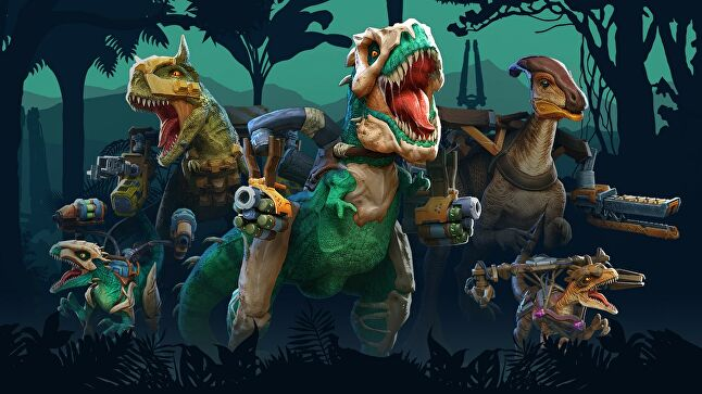 Dino Squad is based on 80s animated series Dino-Riders