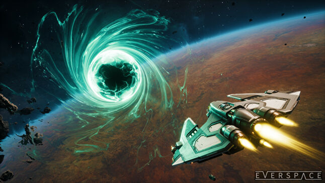 Rockfish Games' Everspace