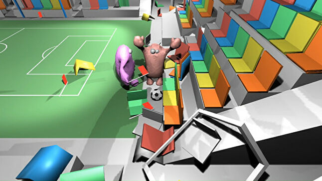 Penguin Cretins has disappeared into the ether, and leaves behind a confusing legacy, as Aiball returns to Steam