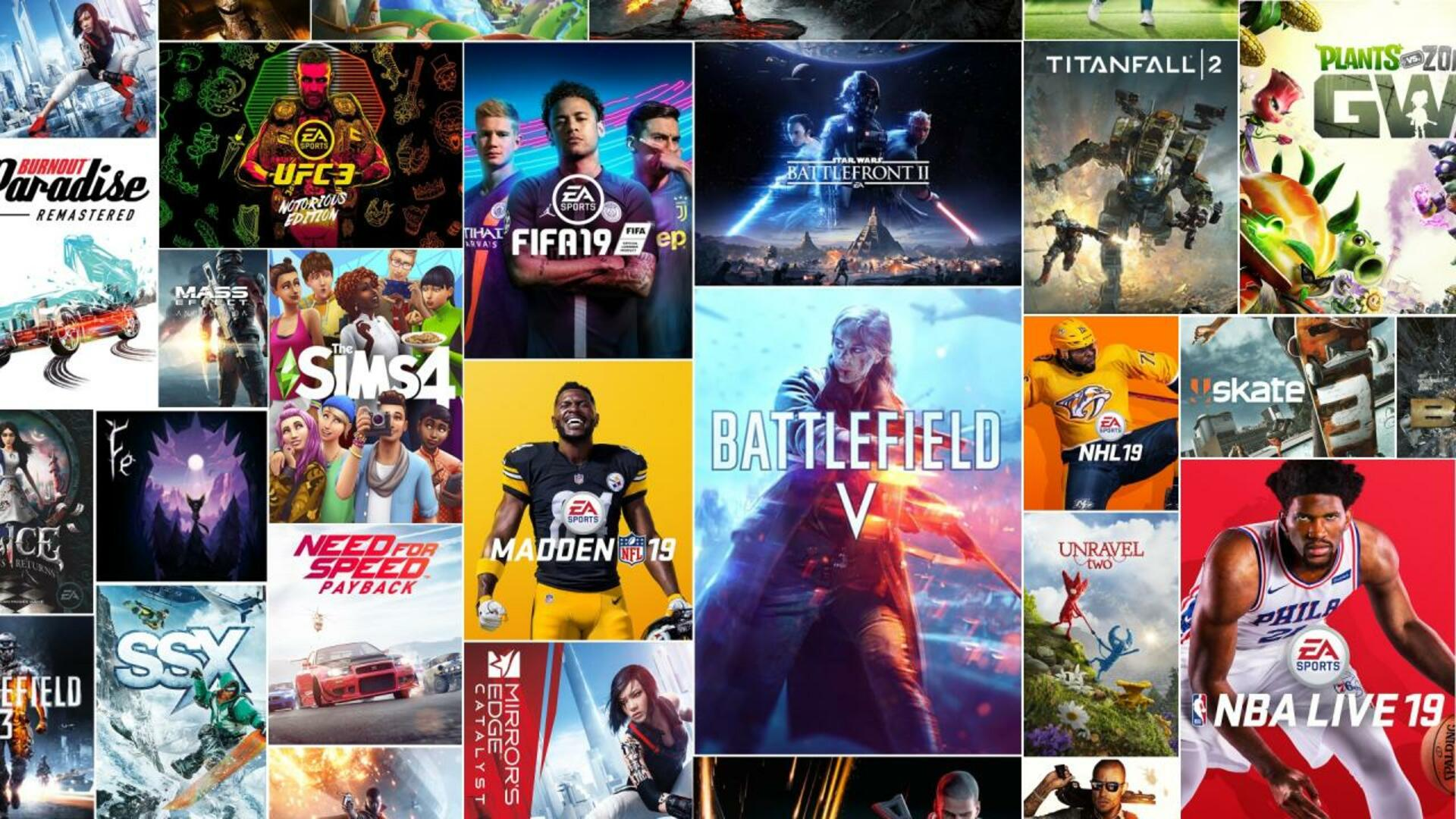 Game Pass Alternative Ea Access Is Now Just 79p For One Month