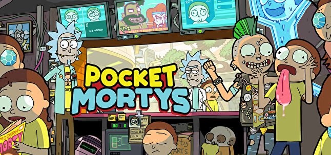 Tag Games worked with Adult Swim in 2019 for mobile game Pocket Mortys