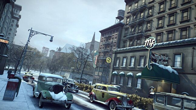 As a work-for-hire studio, D3T worked on Mafia II: Definitive Edition with 2K