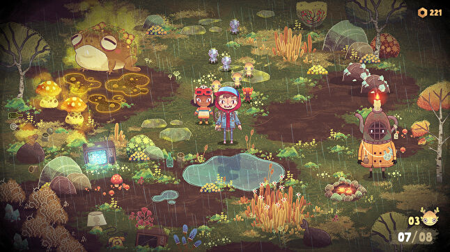 Moonlight Kids' The Wild at Heart will be published by Humble Games