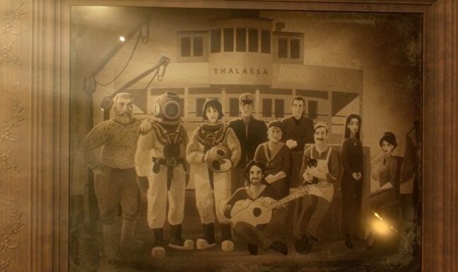 Project Thalassa is a first-person drama about a deep sea diver in 1905