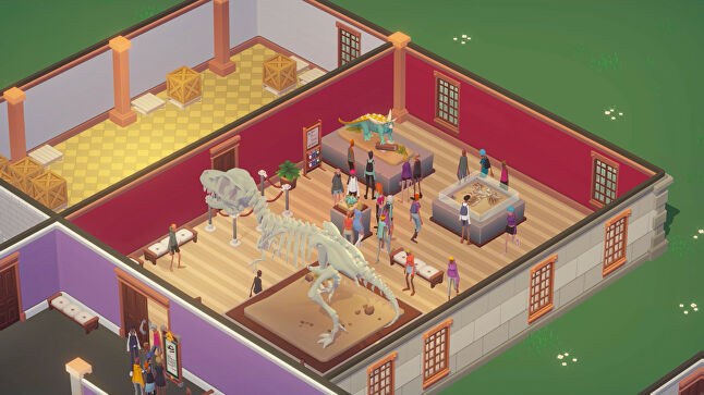 Viewport Games' Mondo Museum will be published by Kitfox Games later this year