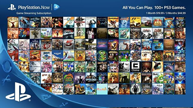 With Game Pass now and even stronger proposition, the question is what Sony plans to do with PlayStation Now
