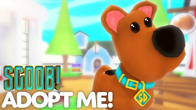Adopt Me had a commercial partnership with the recent movie, Scoob -- Ling suggested there will be more deals of this kind in the future