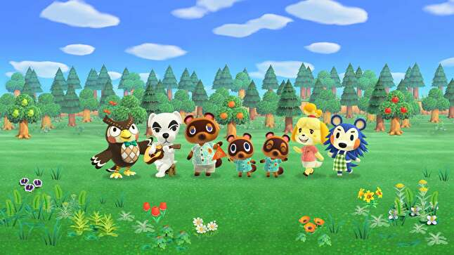 Animal Crossing is the poster child of the COVID boom, but Nintendo indicated some uncertainty over production going forward
