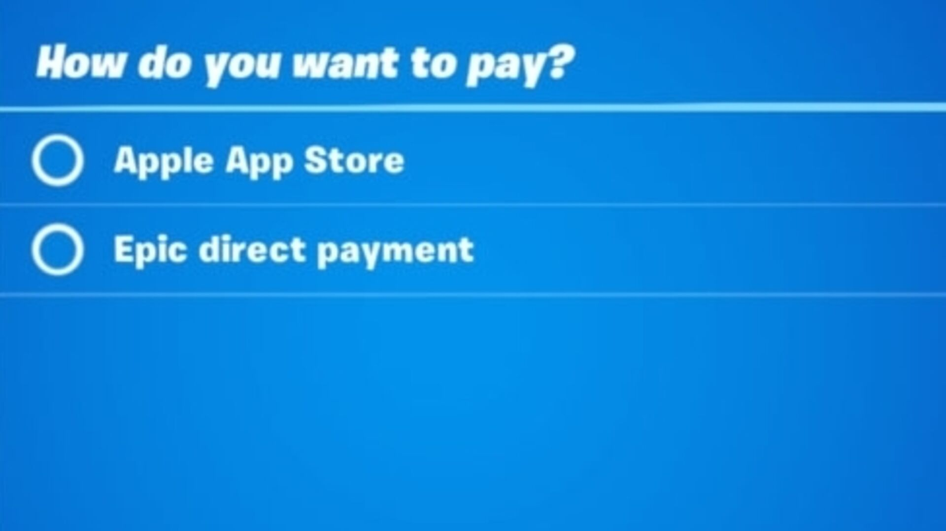 Fortnite adds cheaper mobile payment option to circumvent Apple ...