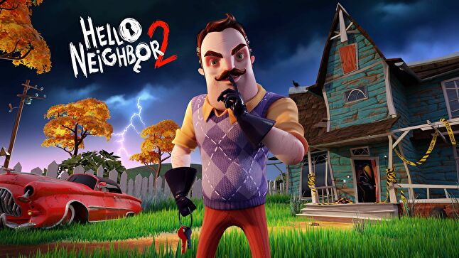 Hello Neighbor 2 is set to release in 2021