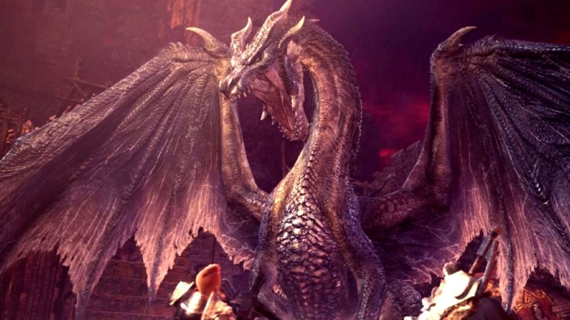 Monster Hunter World Iceborne's final update adds legendary black dragon  Fatalis • Eurogamer.net
